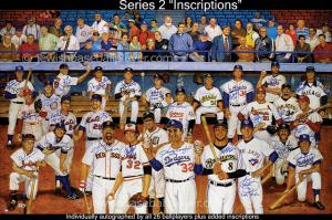 Jewish Baseball Player, Artwork Series 2