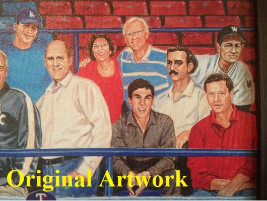 Canvas Crowd Original